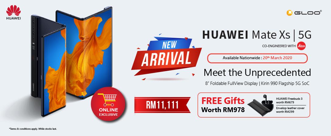Huawei Mate Promo