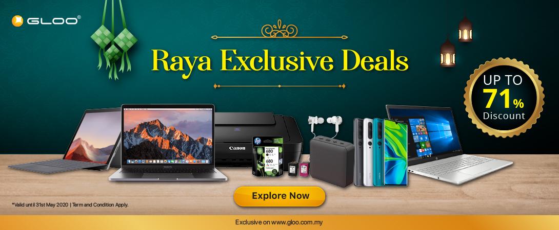Raya Exclusive Deals