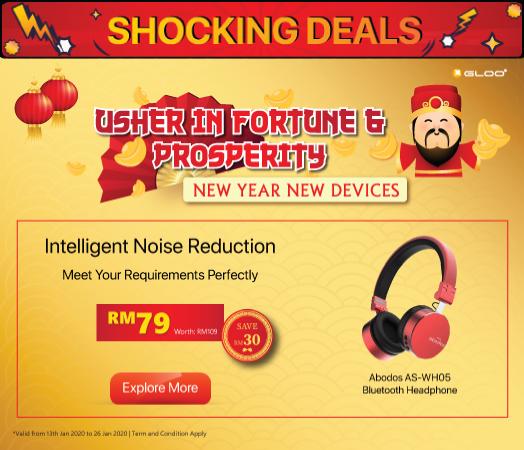 Abodos Headset