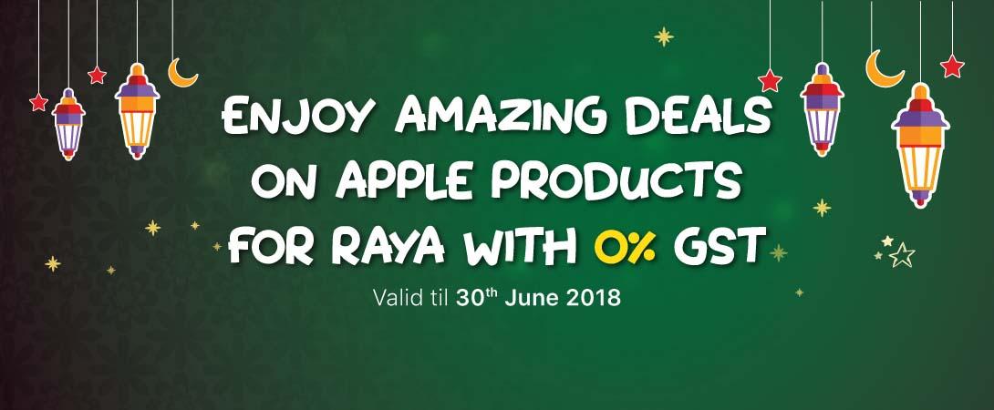 Raya Deal!!!