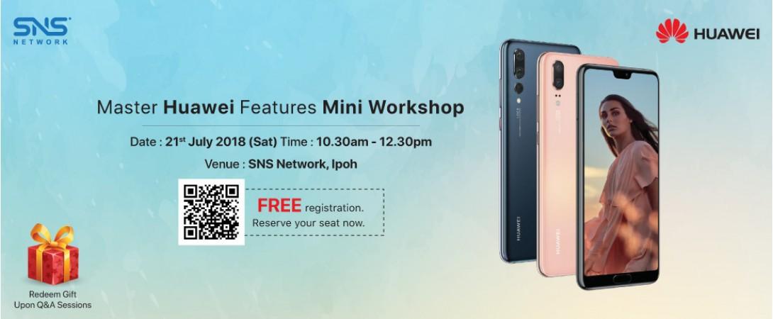 Huawei Workshop