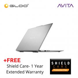AVITA LIBER V14 Notebook (i7-10510U,8GB,1TB SSD,14''FHD,W10,Space Grey) + 1 Year Shield Care EW