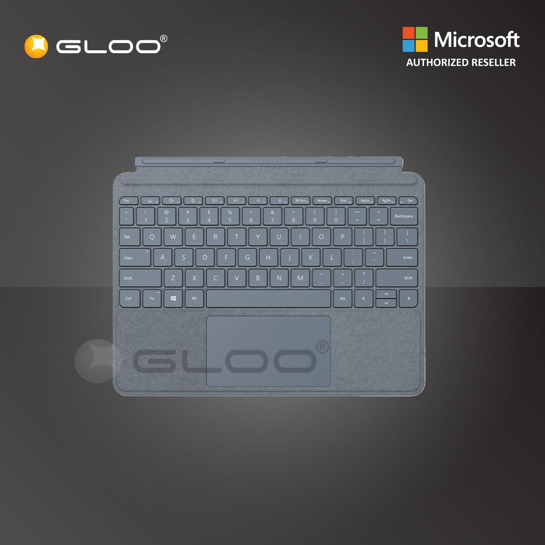 Microsoft Surface Go Signature Type Cover [ Ice Blue - KCS-00119] [KBDMSOFCS00119]