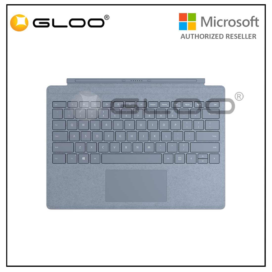 Microsoft Surface Pro Signature Type Cover Ice Blue - FFP-00135 [KBDMSOFFFP0135]