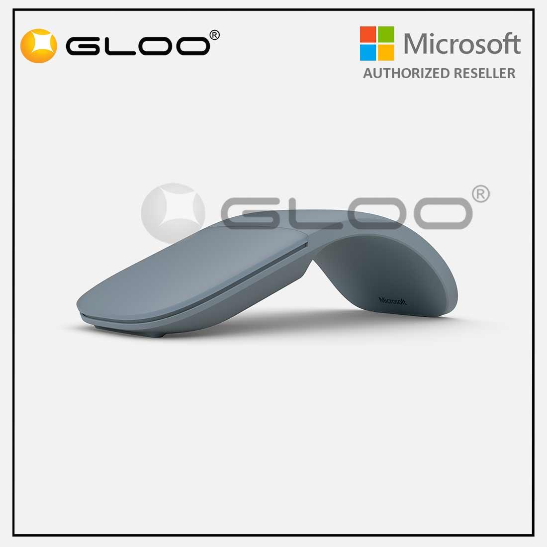 Microsoft Surface Arc Mouse Ice Blue - CZV-00069 [MOUMSOFCZV0069]