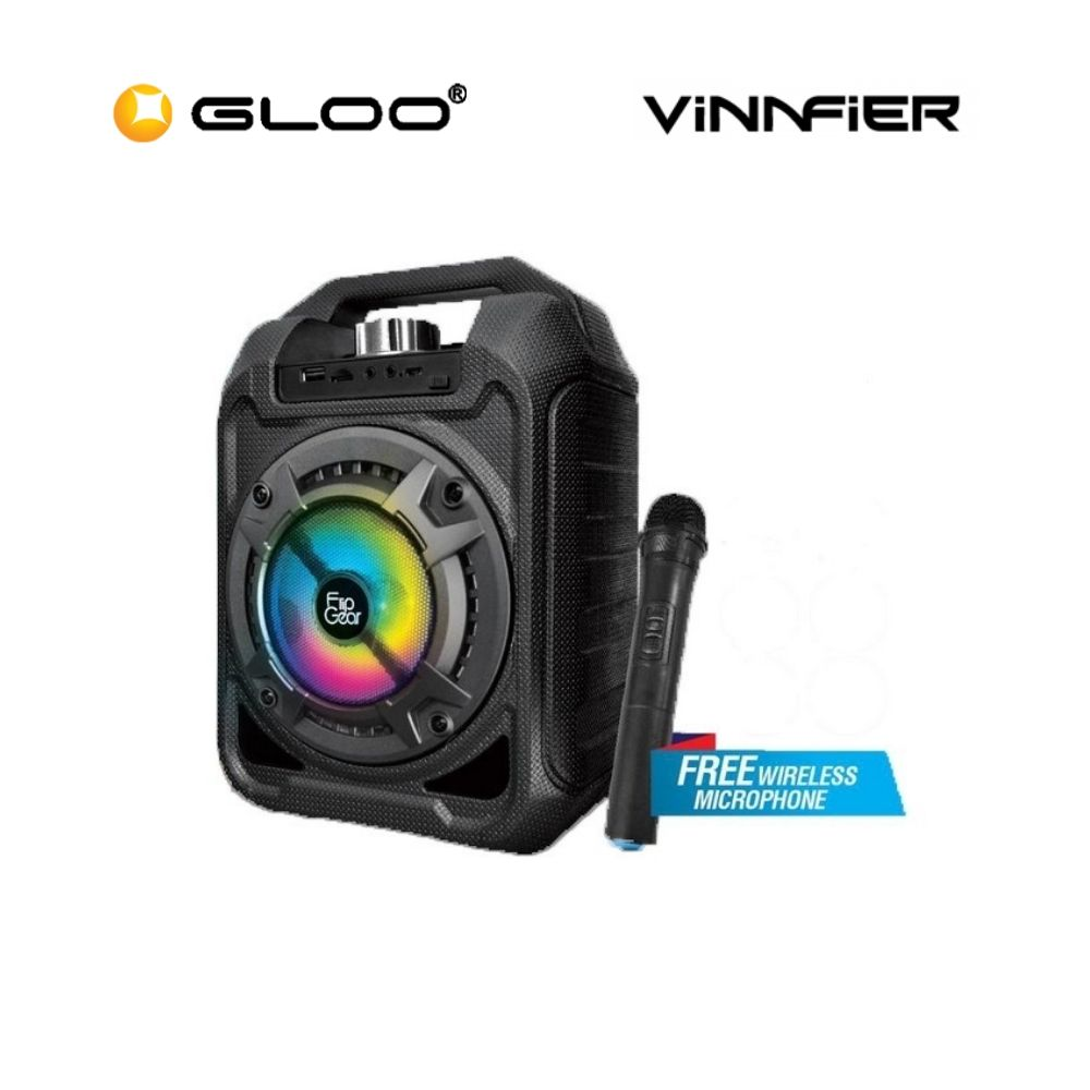Vinnfier Tango 100 WM (2019) bundle with wireless Microphone