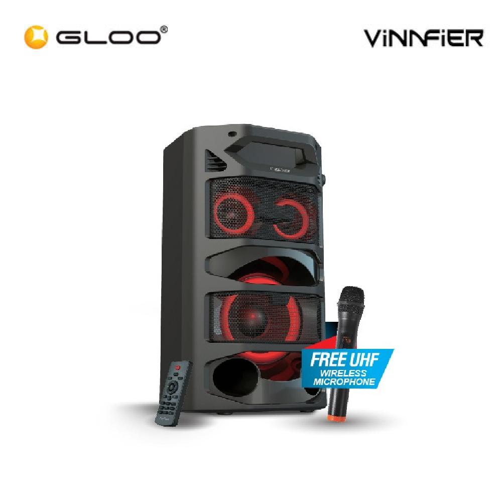 Vinnfier Tango Pro 3 WMU Portable Speaker