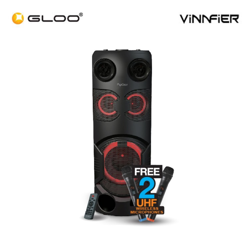 Vinnfier Tango Pro 5 WMU Portable Speaker