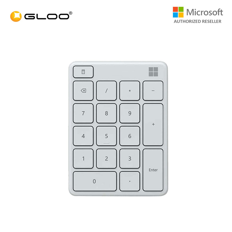 Microsoft Number Pad Glacier - 23O-00021
