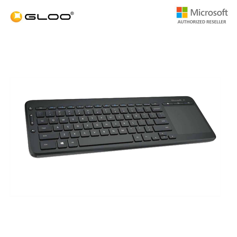 Microsoft All-in-One Media Keyboard - N9Z-00028