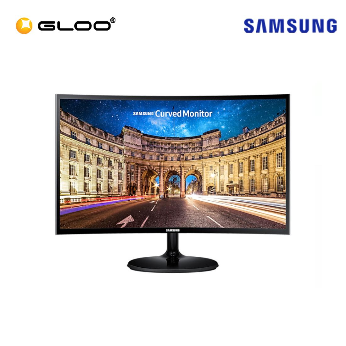 "Samsung 23.5"" LCDM ( Curve Monitor ) LC24F390FHEXXM"