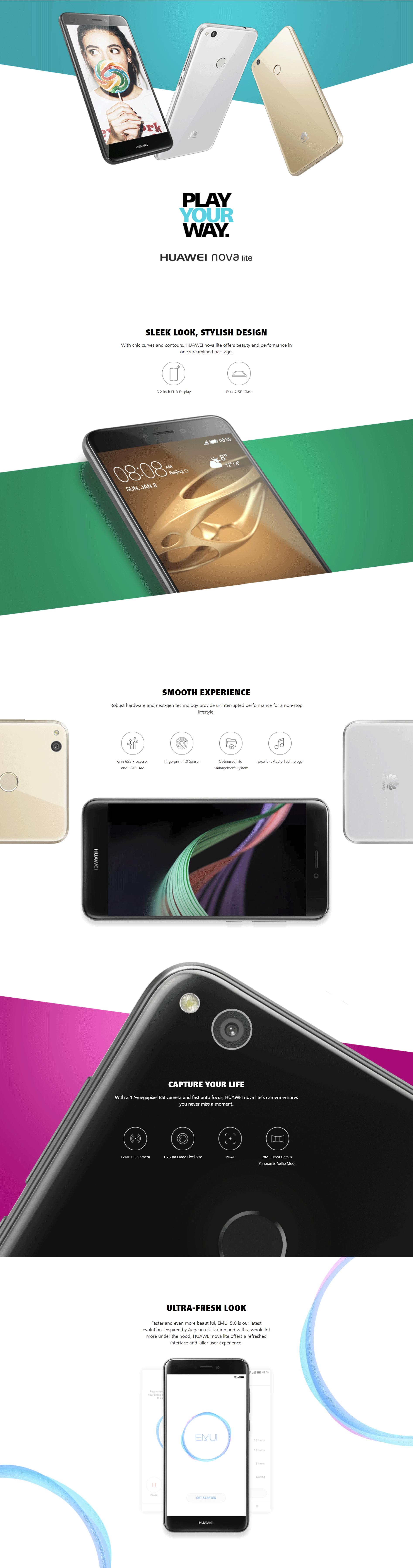 Gcam For Huawei Nova 2 Lite